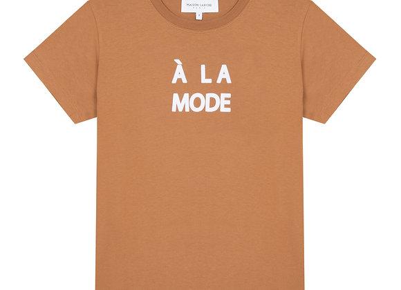 A LA MODE T-Shirt