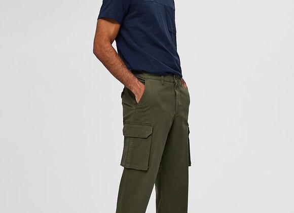 CODY FLEX Pant Cargo Olive Night