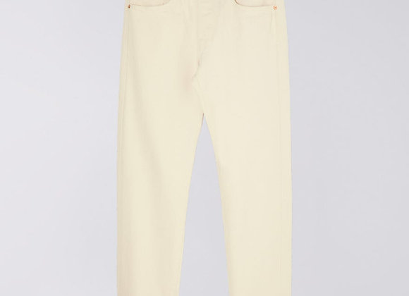 REGULAR TAPERED JEANS Natural Raw