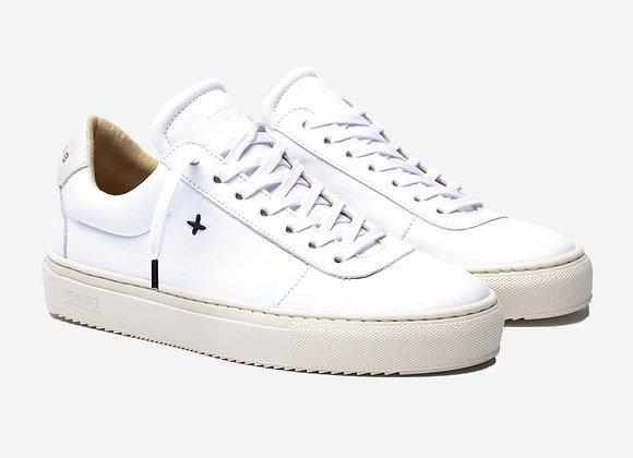 NL06 White/Beige Sneakers