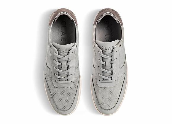 Clae Sneakers MALONE Grey Nubuck