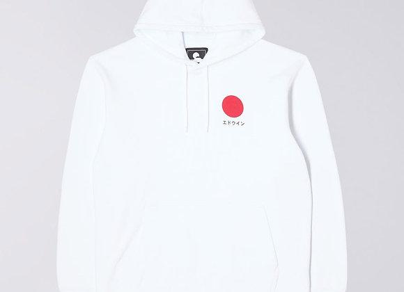 JAPANESE SUN Hoodie White