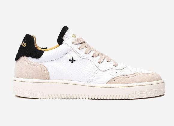 NL11 White/Black Sneakers