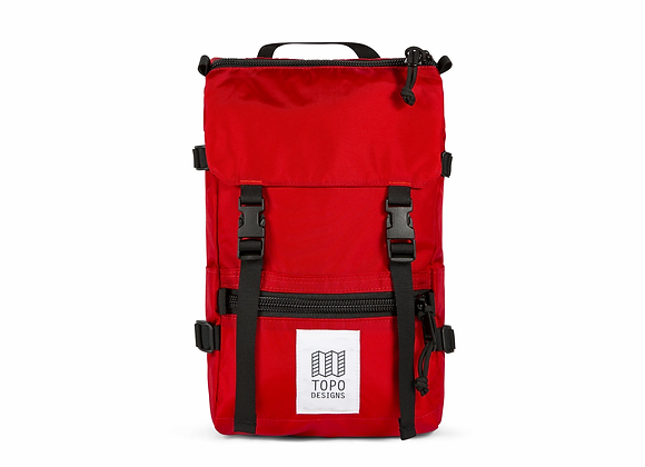 Topo Designs ROVER PACK MINI Red
