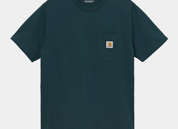 POCKET T-Shirt Deep Lagoon