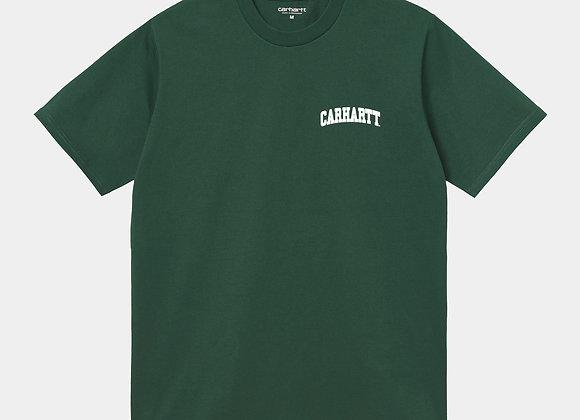 UNIVERSITY SCRIPT T-Shirt Treehouse
