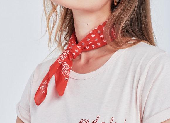 Maison Labiche T-Shirt ONE OF A KIND Rose Chiné
