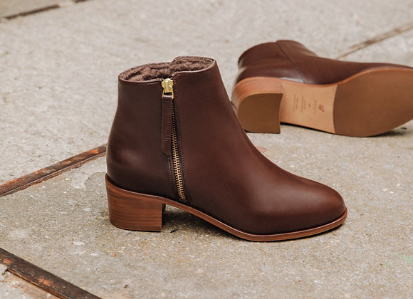 Bobbies Boots LA FOUGUEUSE Chesterfield