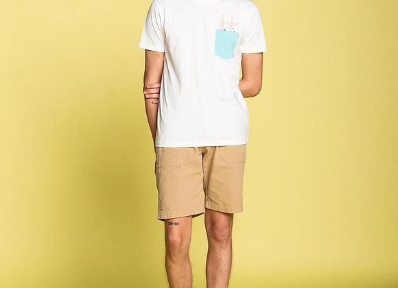SYNCHRO 21 Off White T-Shirt