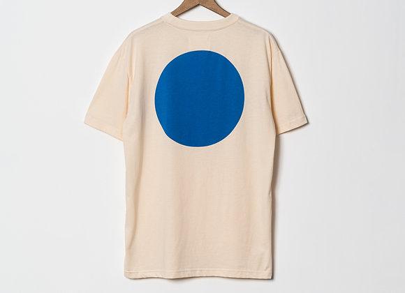 DANTAS Blue Circle T-Shirt