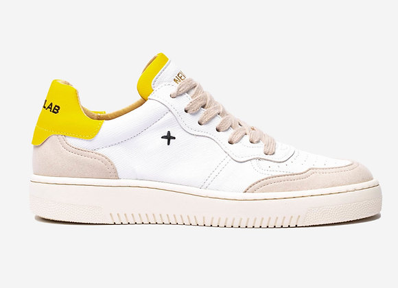 NL11 White/Yellow Sneakers