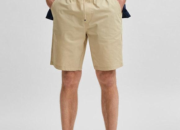 BRADY NYLON FLEX Shorts Safari