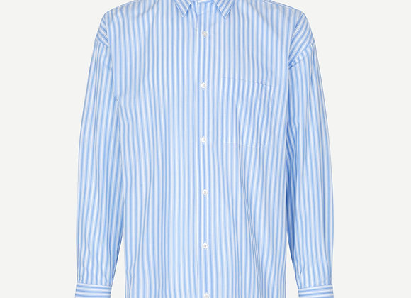 LUAN Shirt Blue Stripes