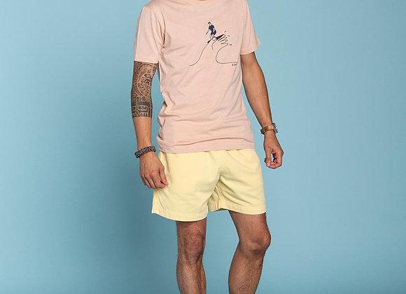 SURFHAND Pink T-Shirt