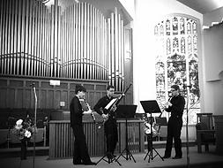 Bathurst Chamber Music Festival, Allain Arseneau, Ariane Saulnier, David Scott