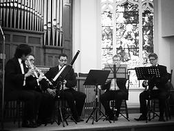 Bathurst Chamber Music Festival, Allain Arseneau, Simon Bourget, Jaekwan Chong, Ryan Legere, David Scott