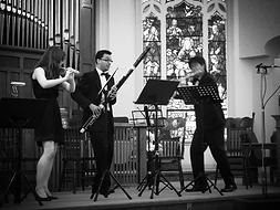 Bathurst Chamber Music Festival. Allain Arseneau, Kaytea Glen, David Scott