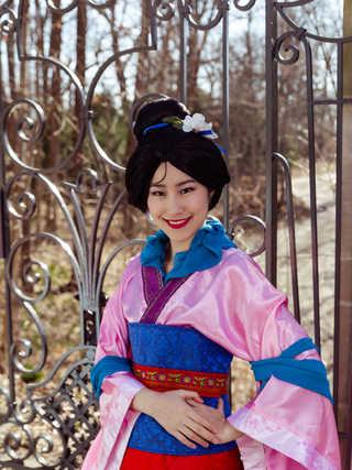 Chinese Warrior Princess