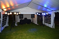 Tents and and Sound Systems for Rent in Arizona