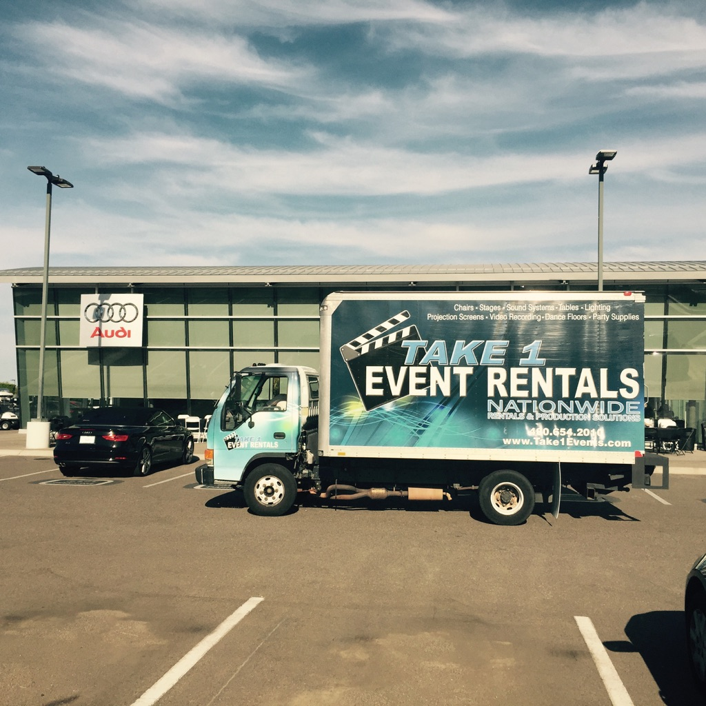 Take 1 Event Rentals
