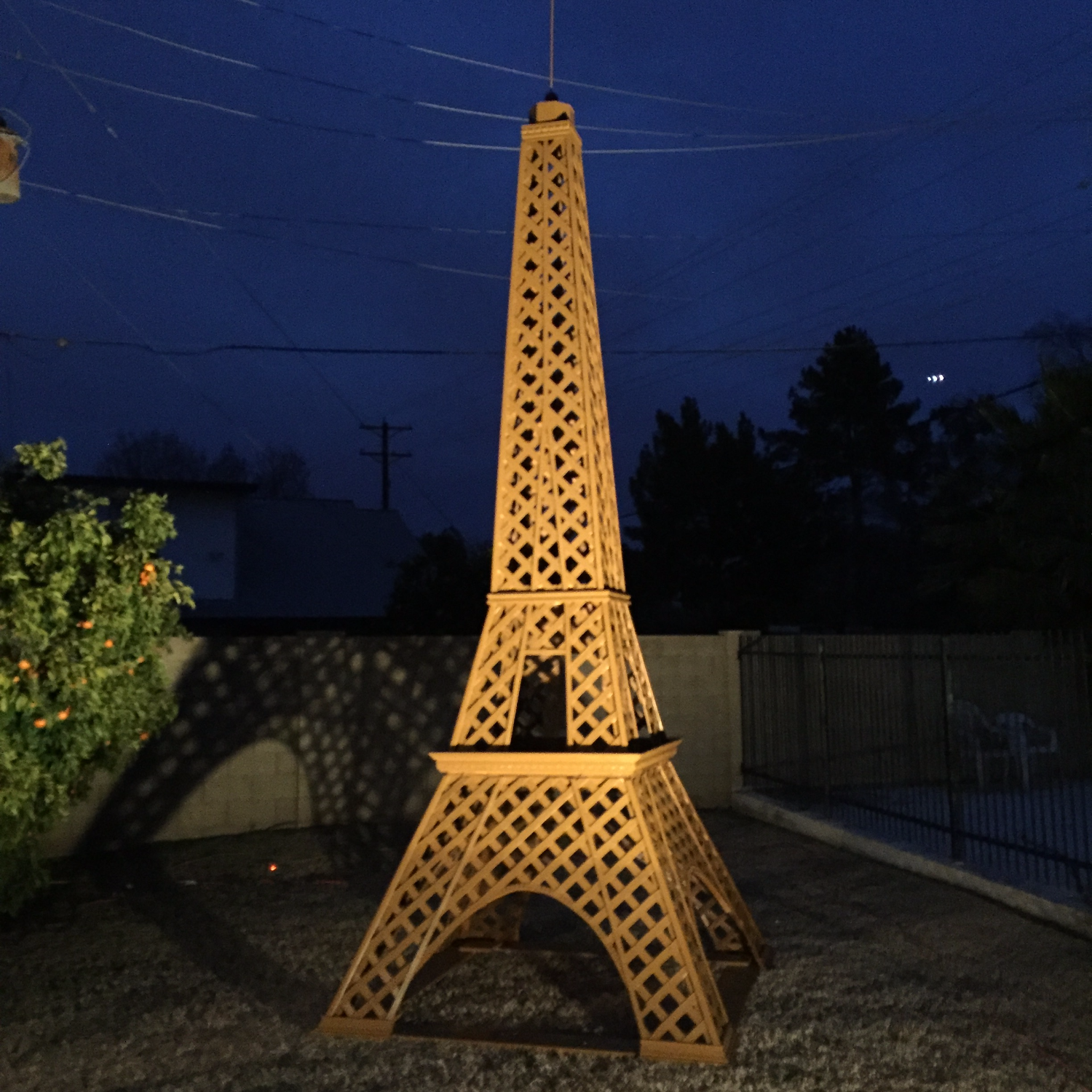Eiffel Tower Rental