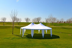 Wedding tent for rent