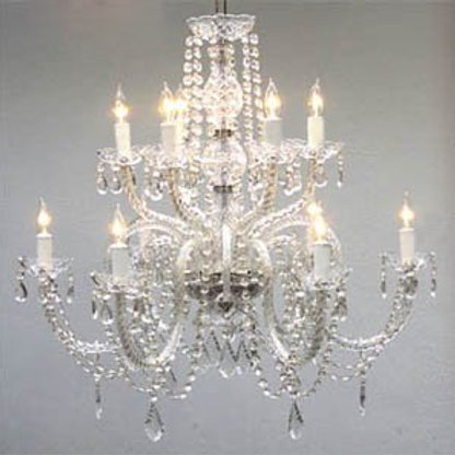 Empress Crystal Chandelier