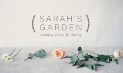 Sarah's Garden Wedding Flowers