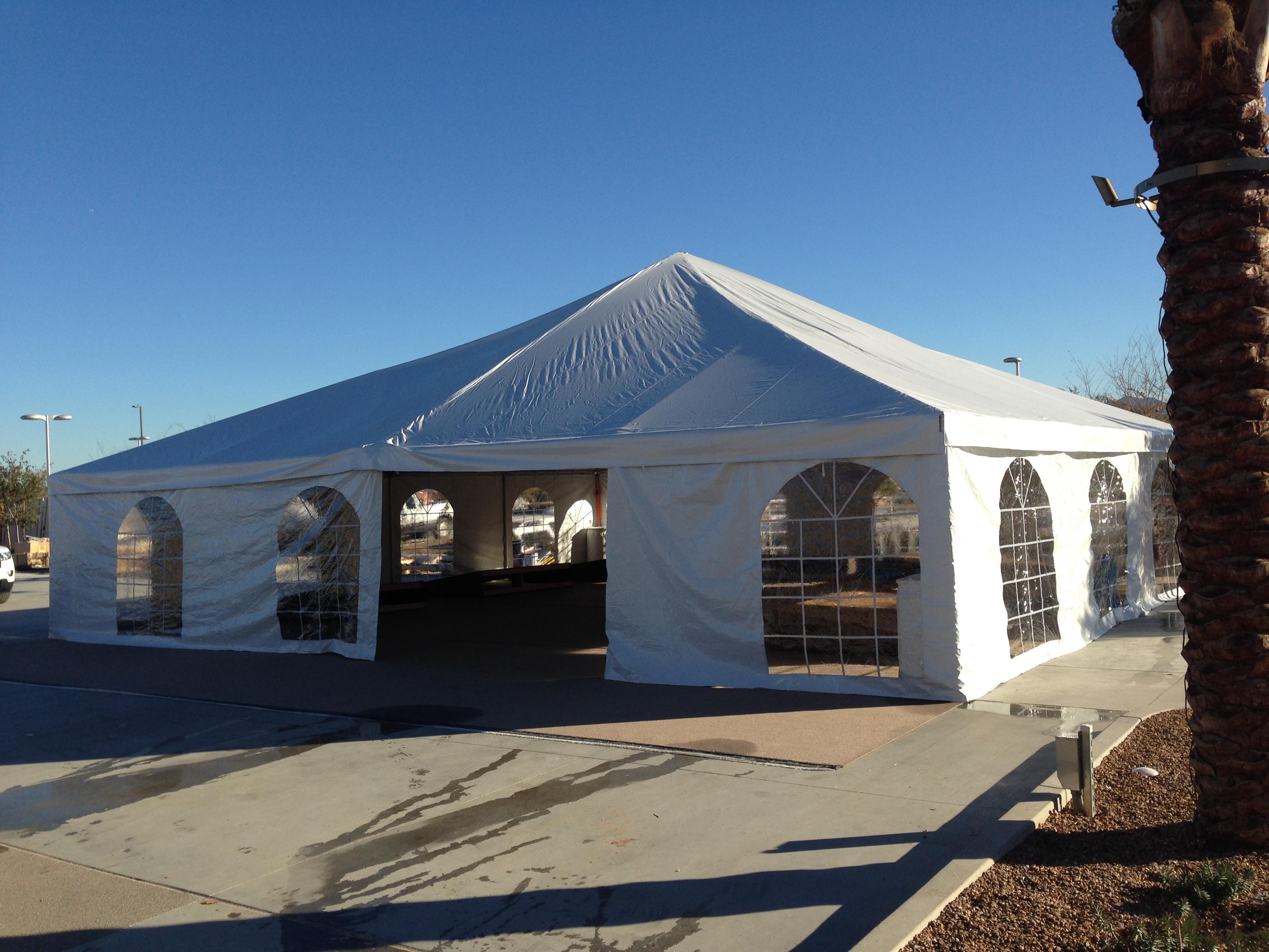 40 x 40 Tent Rentals