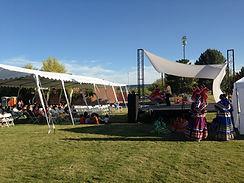 Outdoor Festival Rentals