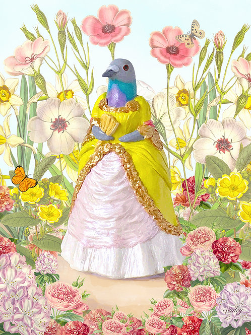 Countess Cooey's Garden Digital Download