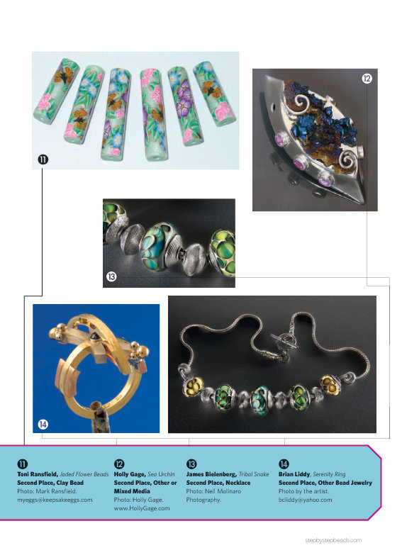 bead awards
