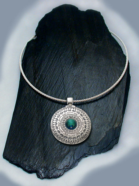 Sterling Pendant Necklace