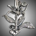 Lesson: Carving and Sculpting in Metal Clay