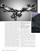 Fine silver pod jewelry by Holly Gage