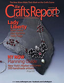 The Crafts Report jewelry trendsetter Holly Gage