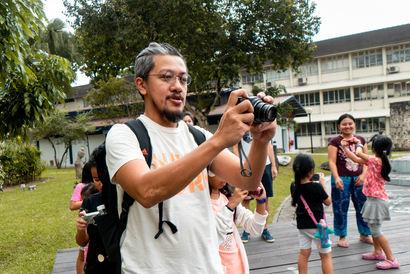 Photography workshop - Elliot Lee