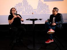 Joseph Kahn and Johnny Tan