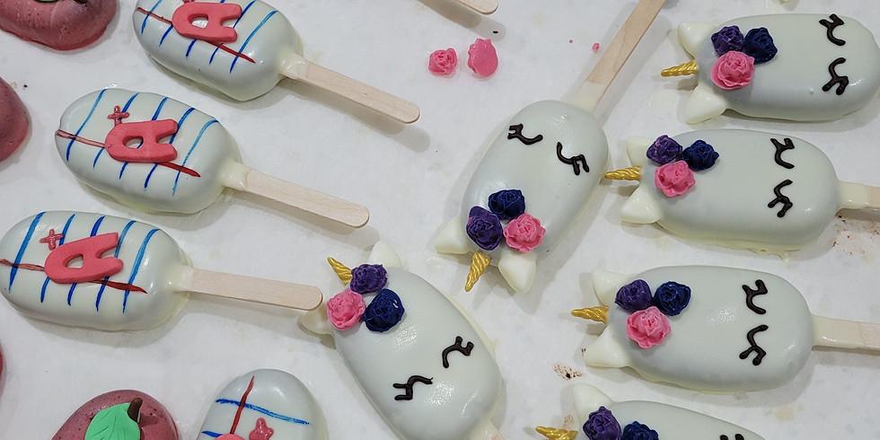 Cakepopsicles Decorating Workshop