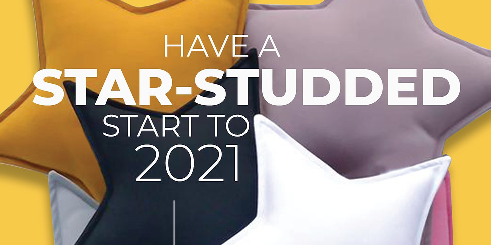 Have A Star-Studded Start to 2021