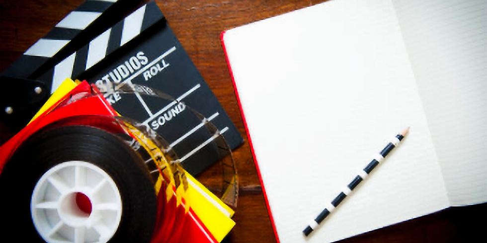 Seek The Reel Stuff - A Beginner Film-making Workshop