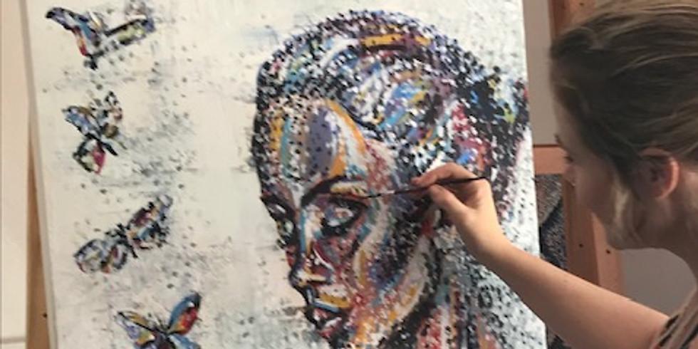 Esther's Art Exhibition
