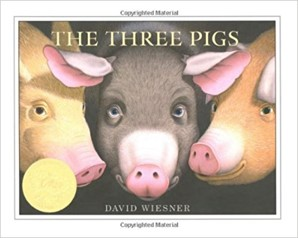Three little Pigs - Wiesner