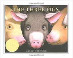 Three little Pigs - Wiesner