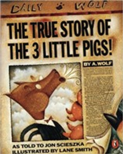 True story of three little pigs