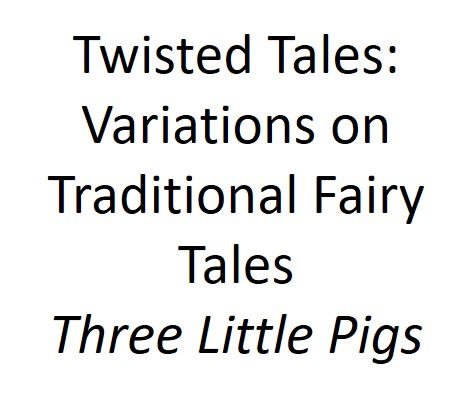 Title Three Pigs