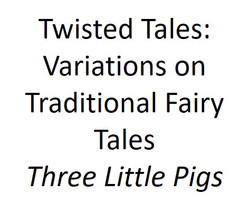 Title Three Pigs