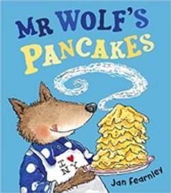 Mr Wolfes Pancakes
