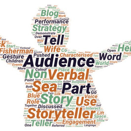 Storytelling Performance Part 3c - Non-verbal engagement strategies in performance storytelling