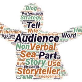 Storytelling Performance Part 3c - Non-verbal engagement strategies in performance storytelling